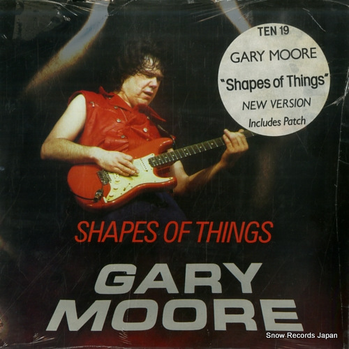 MOORE, GARY shapes of things