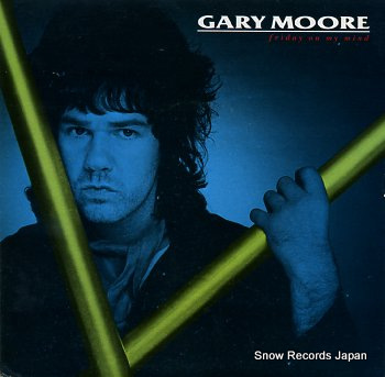 MOORE, GARY friday on my mind