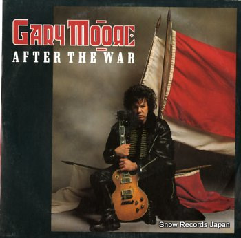 MOORE, GARY after the war