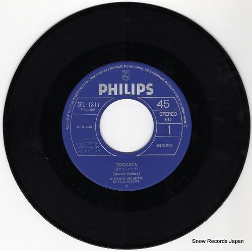 MAURIAT, PAUL toccata SFL-1811 - disc