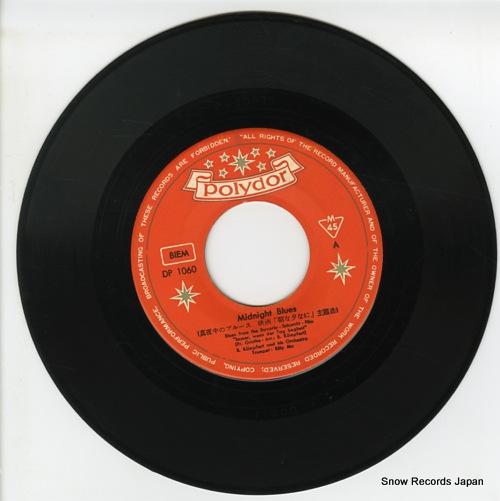 KAMPFERT, B. midnight blues DP-1060 - disc