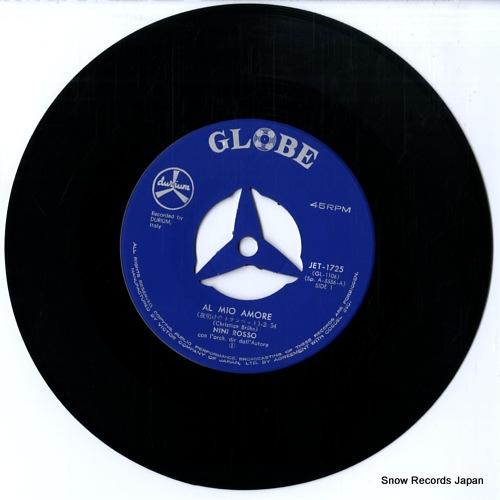 ROSSO, NINI al mio amore JET-1725 - disc
