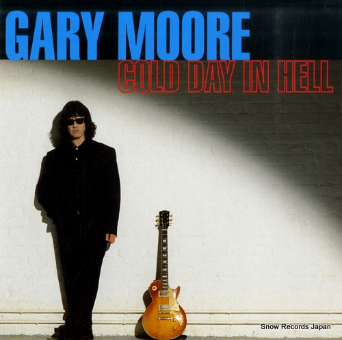 MOORE, GARY cold day in hell