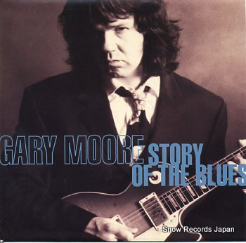 MOORE, GARY story of the blues