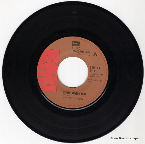 NEWTON-JOHN, OLIVIA come on over EMR-10950 - disc