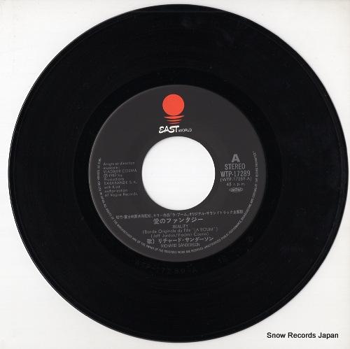 SANDERSON, RICHARD reality WTP-17289 - disc
