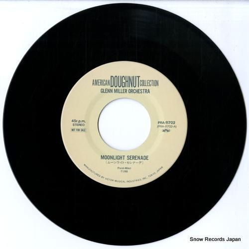 MILLER, GLENN, ORCHESTRA moonlight serenade PRA-11702 - disc