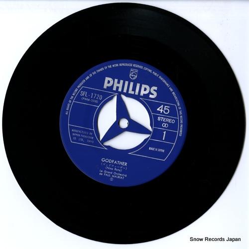 MAURIAT, PAUL godfather SFL-1720 - disc