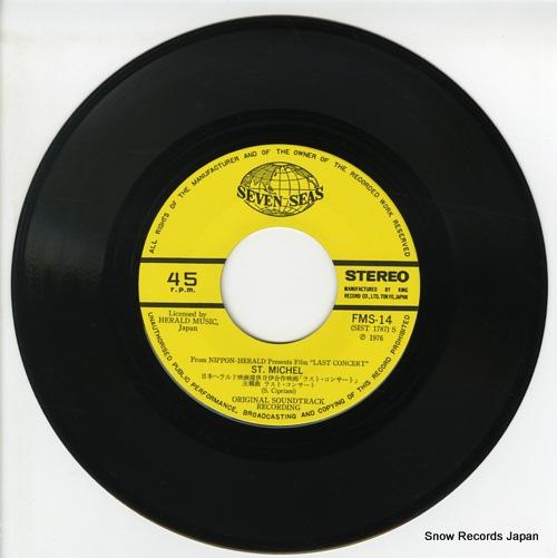 SOUNDTRACK st .michel FMS-14 - disc