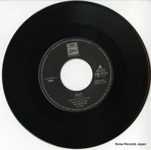 BEATLES, THE help EAR-20230 - disc
