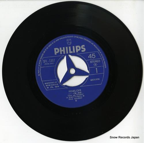 MAURIAT, PAUL penelope SFL-1307 - disc