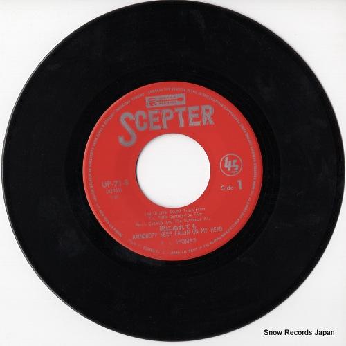 THOMAS, B. J. raindrops keep fallin' on my head UP-71-S - disc