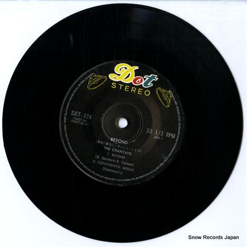 CHANTAYS, THE beyond SJET-324 - disc