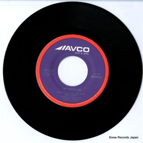 MCCOY, VAN the disco kid JET-2348 - disc