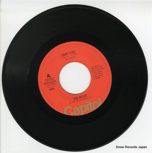 WELCH, BOB ebony eyes ECR-20376 - disc