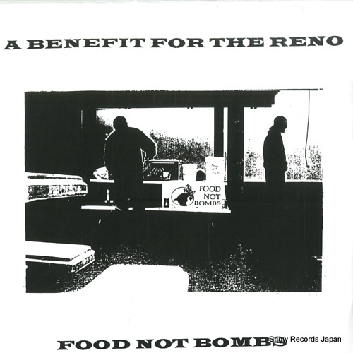 V/A a benefit for the reno food not bombs SW-16.5
