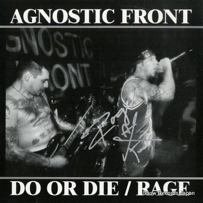 アグノスティック・フロント do or die 001DEA