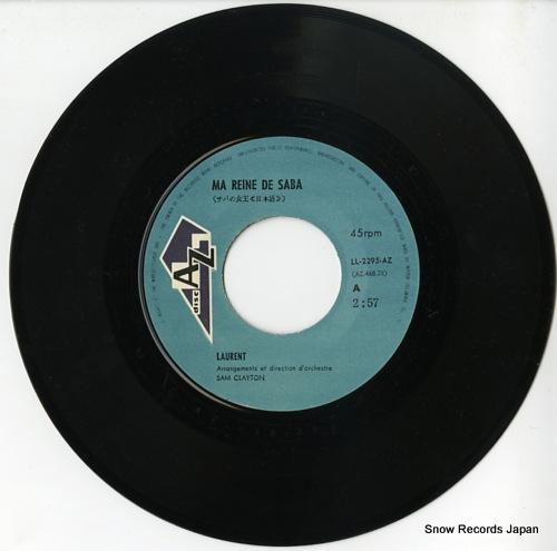 LAURENT ma reine de saba LL-2295-AZ - disc