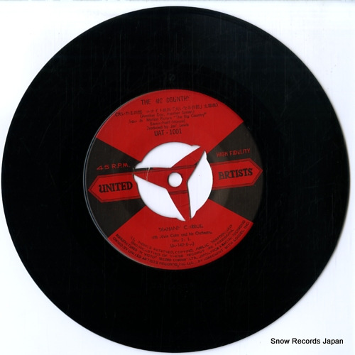 MOROSS, JEROME the big country UAT-1001 - disc