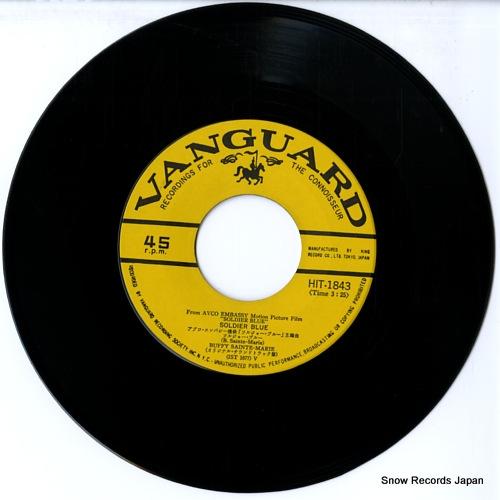 SAINTE-MARIE, BUFFY soldier blue HIT-1843 - disc