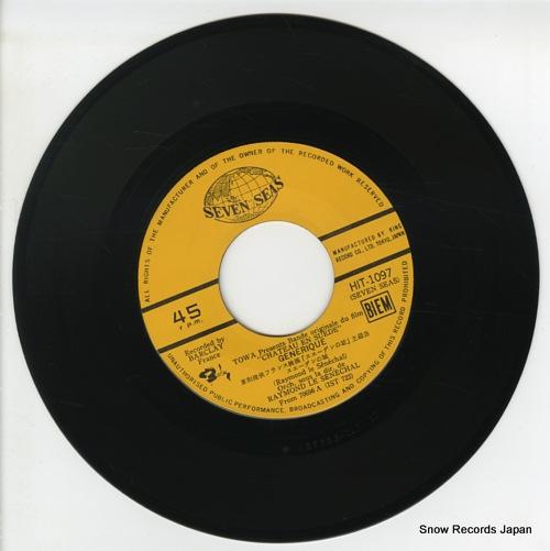 SENECHAL, RAYMOND LE generique HIT-1097 - disc