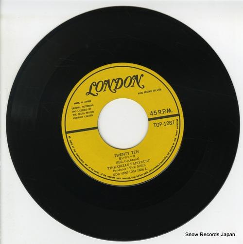 TINKABELLS FAIRYDUST twenty ten TOP-1287 - disc