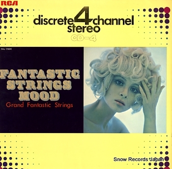 GRAND FANTASTIC STRINGS fantastic strings mood