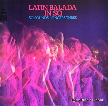 V/A latin balada in sq