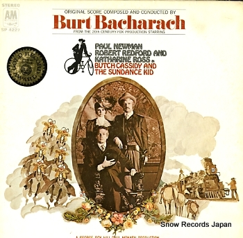 BACHARACH, BURT butch cassidy and the sundance kid