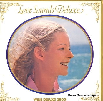 V/A love sounds deluxe