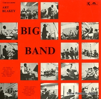BLAKEY, ART art blakey's big band