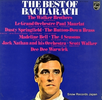 V/A best of bacharach