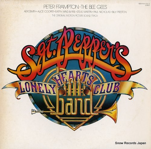OST sgt. pepper's lonely hearts club band