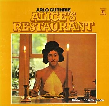 GUTHRIE, ARLO alice's restaurant