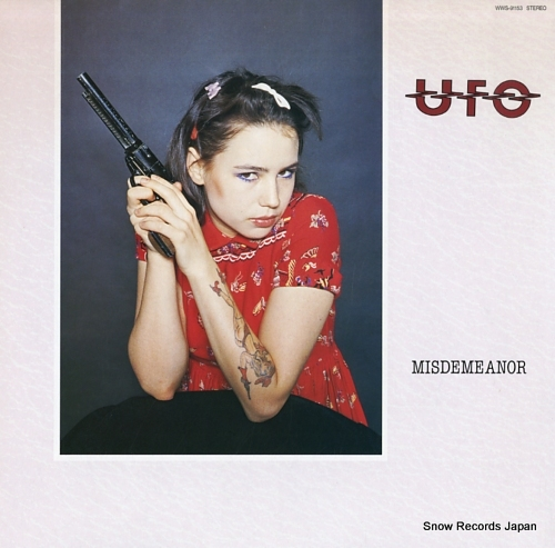 UFO misdemeanor