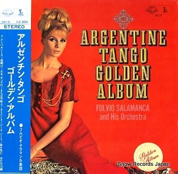 SALAMANCA, FULVIO argentine tango golden album