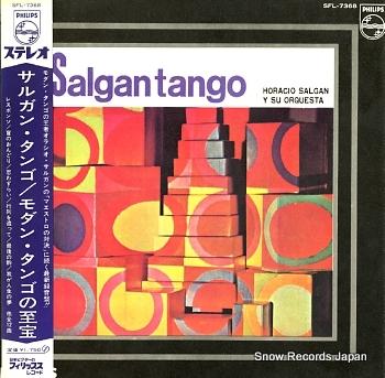 SALGAN, HORACIO Y SU ORQUESTA salgan tango