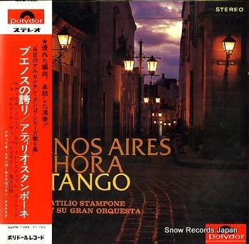 STAMPONE, ATLIO buenos aires, hora : tango