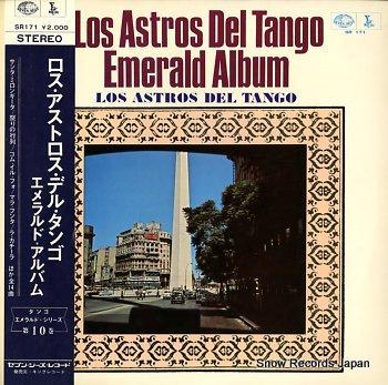 LOS ASTROS DEL TANGO emerald album