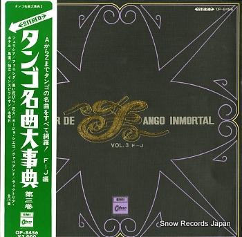 V/A mentor de tango inmortal vol.3