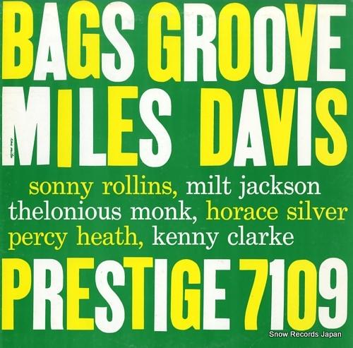 DAVIS, MILES bags' groove
