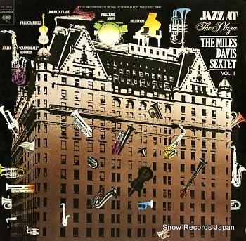 DAVIS, MILES jazz at the plaza -volume1