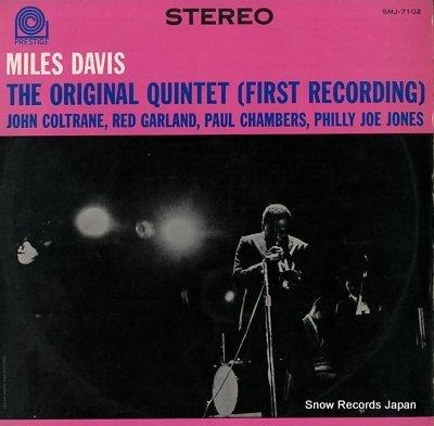 DAVIS, MILES original quintet, the