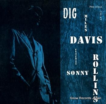 DAVIS, MILES AND SONNY ROLLINS dig