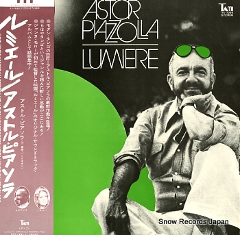 PIAZZOLLA, ASTOR lumiere