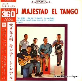 QUINTETO REAL su majestad el tango