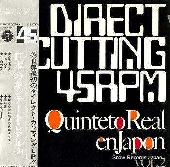 QUINTETO REAL en japon vol.2