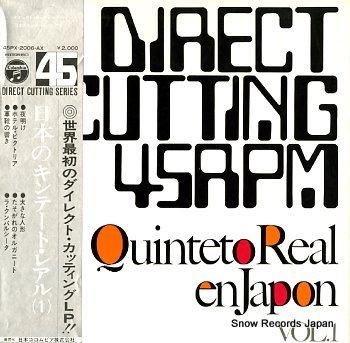 QUINTETO REAL en japon vol. 1