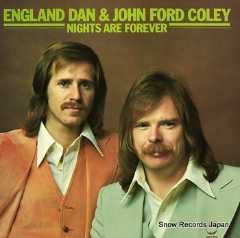 DAN, ENGLAND & JOHN FORD COLEY nights are forever