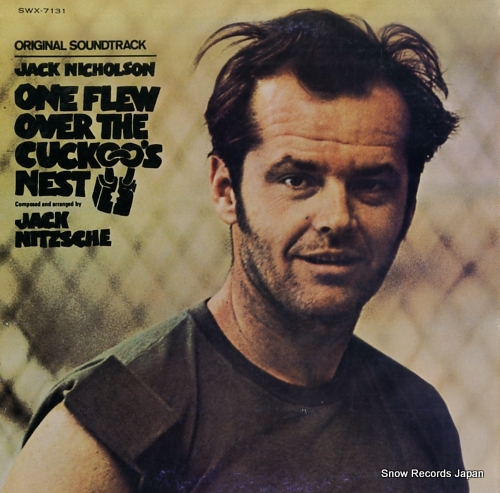 NITZCHE, JACK one flew over the cuckoo's nest